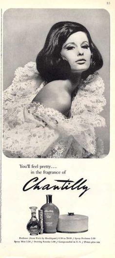Chantilly perfume Houbigant