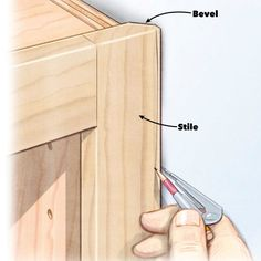 Shortcuts for Custom Built Cabinets and DIY Built Ins Floor To Ceiling Cabinets, Plywood Cabinets, Built In Cabinets, Custom Cabinets, Ikea Cabinets, Cupboards, Stock Cabinets, Cheap Kitchen Cabinets, Kitchen Counters