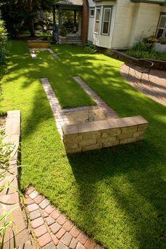 Backyard Games, Backyard Projects, Outdoor Projects, Backyard Landscaping, Backyard Ideas, Lawn Games, Garden Ideas, Outdoor Crafts, Backyard Patio