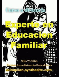Cursosos educador familiar