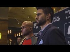 MUST SEE! This 'UFC 194: Weidman vs. Rockhold' promo will give you chills   BJPENN.COM