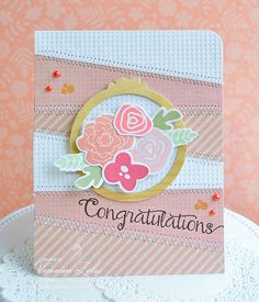 Papertrey Ink Make It Monday - Congratulations! - So Many Stamps, So Little Time...
