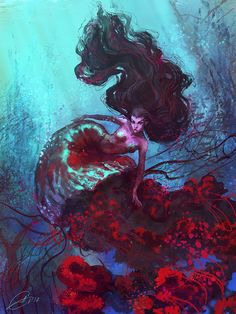 jellyfish mermaid, why not?