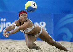 Beach volley <3 Misty May Treanor