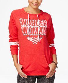 Warner Bros' Dc Comics Wonder Woman Sweatshirt                                                                                                                                                                                 More