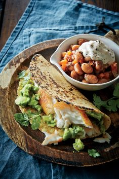 These easy-to-prepare Smoky Tilapia Tacos are packed with protein, fiber, and flavor.