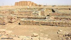 The world's first museum built by Princess Ennigaldi-Nanna of Babylon at around 530 BC