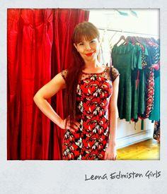 The lovely ladies of Leona Edmiston