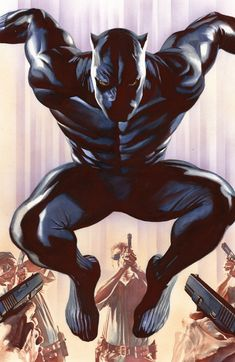 Black Panther | Alex Ross                                                                                                                                                                                 More