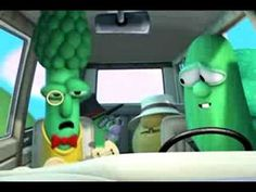 ▶ VeggieTales: The Biscuit of Zazzamarandabo Silly Song - YouTube