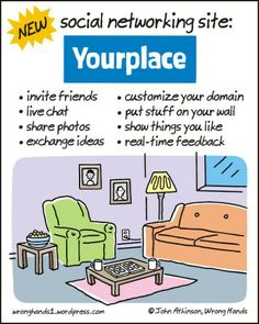 Yourplace... upgrades and new formats are 100% optional.