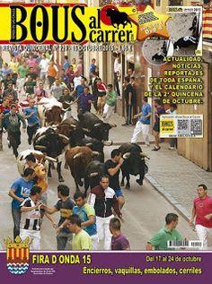 torodigital: Revista QUINCENAL del 15 de septiembre de Bous al...