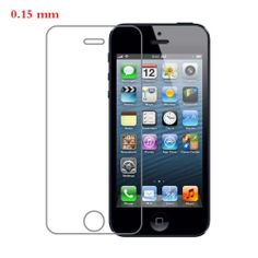 0.15mm High Quality Premium Real Tempered Glass Film Screen Protector For iPhone 5 5S 5C $8.99