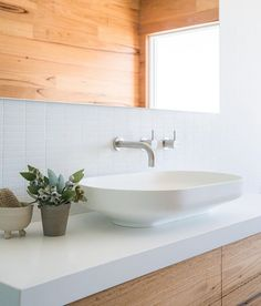 A little weekend bathroom inspiration for you. Norah Head Bathroom designed by…