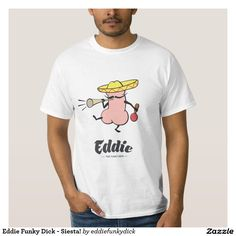 Eddie Funky Dick - Siesta!