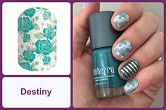 DESTINY Jamberry Nail Wrap #destinyjn
