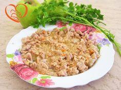 Ragu' di salsiccia di pollo e tacchino  http://www.cuocaperpassione.it/ricetta/9f301f4c-9f72-6375-b10c-ff0000780917/Ragu_di_salsiccia_di_pollo_e_tacchino