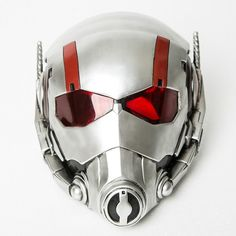2015 New Marvel Comics Movie Ant-Man Cosplay Ant-Man Helmet Mask Scott Lang Helmet Mask Customize