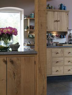 Handgemaakte keukens op maat - De Zeug
