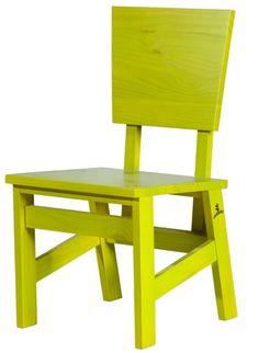 Cadeira de pau Caruaru by Marcelo Rosenbaum
