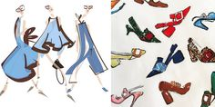 Why Fashion's New It Girls Are Holding Pens, Not Purses