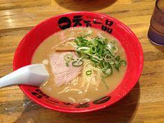 京都総本店で食べた天下一品