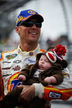 kevin harvick son