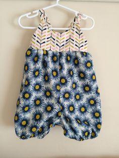 Summer Romper- Baby/Toddler