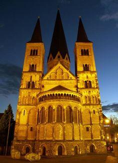 Bonner Münster St. Martin in Bonn