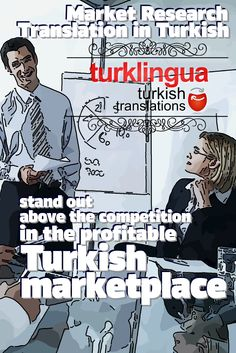 At Turklingua Turkish Language Translation Services Agency (http://www.turklingua.com), our excessively talented Turkish translators, with a confirmed competence are not just language translators, in addition carry excellent levels and absolute market research practice regarding the relevant domains, fortifying that your Turkish language translation project placement beats every single Turkish language barriers.