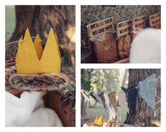 Awesome Where the wild things are party package for 12. Everything you need!