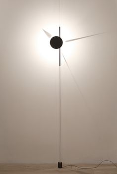 Shadow Clock by Poetic Lab at Salone Satellite 2013 | Yellowtrace.
