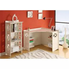 Legare Cottage Corner Desk