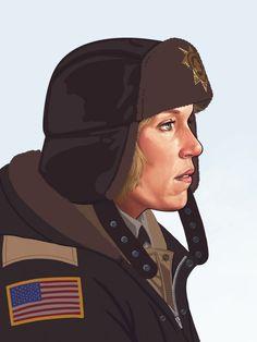 Marge Gunderson from Fargo