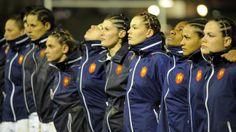 Sport.. L'équipe française de rugby féminin vient s'entraîner à Nantes - Ouest-France - 06/02/2015