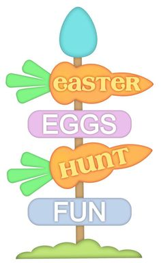 {FREE} Weekly cut file by Treasure Box Design--Easter Sign.  Available for Free until next Monday, March 10