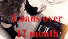 Loans Over 12 Month -  1 Year Bad Credit Loans ! Facebook