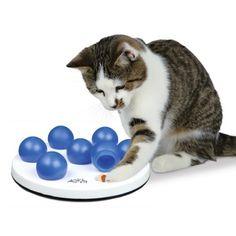 Atividade para Gatos Solitaire - Trixie - Gatices