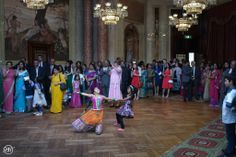 Little Girls Takes Over the Dance Floor at a Wedding  #kids #wedding #london #reception #party #wedding #dzieci #na #slubie #przyjecie #slubne #reportaz