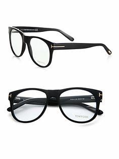 Tom Ford Eyewear - Oversized Eyeglasses - Saks.com