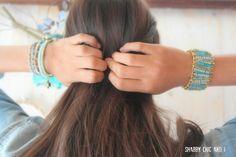 schöne Bohemian Armbänder