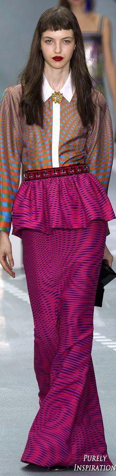 Mary Katrantzou SS2017 Women's Fashion RTW | Purely Inspiration
