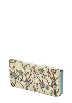 Any Birdie Home? Wallet. Keep your treasures close to heart with this fanciful wallet by Disaster Designs. #multi #modcloth