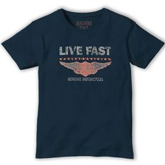 camiseta harley davidson - Dicas de presente para pais motociclistas