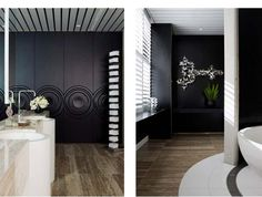 Paint inspiration: matte black  {valspar   mr.steam}