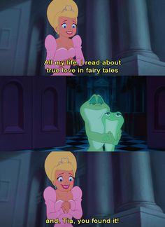 I love Charlotte. She may be rich and spoiled and self-centered, but she wasn't the typical spoiled character. The first time I watched this I thought she'd be out to steal Naveen from Tiana or something, but she knew they loved each other and she was a good friend. When no one else was there for Tiana, Charlotte was.