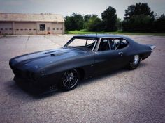 Big Chief's GTO  Street Outlaws