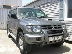 1999 MITSUBISHI PAJERO - Cars - Vehicles