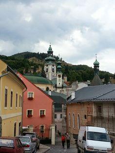 Banská Šiavnica,Slovakia