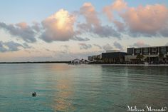Cancun, Mexico, sunset, Nizuc Resort and Spa, Riviera Maya, Caribbean Sea melissa-mercado.com